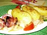 Jehněčí žlázy a brambory s tajemstvím recept