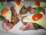 Pohankové krokety ve slaninovém kabátku recept