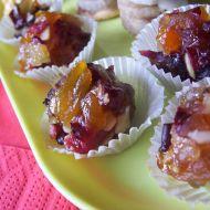 Ovocné kuličky recept