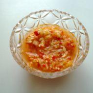 Okurkový salát s kapií recept