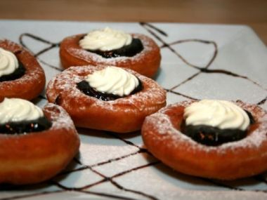 Recept Bavorské vdolečky