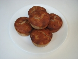 Muffiny s rozinkami recept