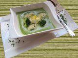 Brokolicová polévka krémová se sýrovými noky recept  TopRecepty ...