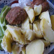 Celerovo-masové karbanátky recept