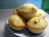 Kefírové muffiny recept