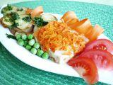 Rybí filé v alobalu recept