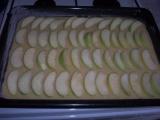 Pudinkový jablečný koláč recept