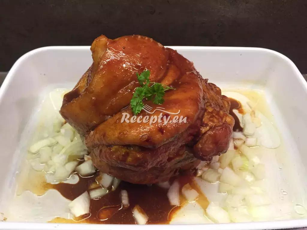 Ragú z vepřového kolene recept  vepřové maso