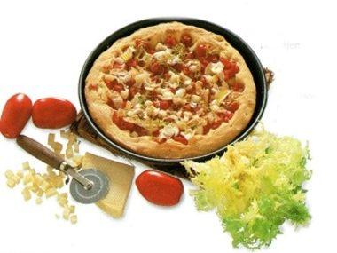 Čekanková pizza