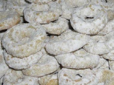 Vídeňské ořechové rohlíčky, podle babičky