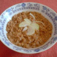 Sardinková pěna recept