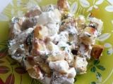 Zapékané tvarohové brambory recept