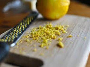 Domácí citronový extrakt (bio a bezedný)