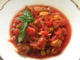 Kuřecí směs s červenou řepou recept