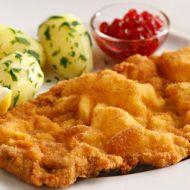 Vídeňský řízek  Wiener schnitzel recept