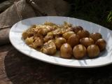 Králík zapečený se zelím a brambory recept