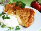 Smažený sýr se šunkou recept