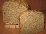 Vícezrnný kváskový semínkový chléb recept