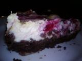 Výborný cheesecake s malinami recept