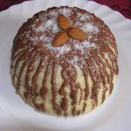 Kokosový moučník z mikrovlnky recept