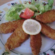 Pikantní řízky z kuřete recept
