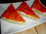 Broskvový dezert s Mascarpone recept