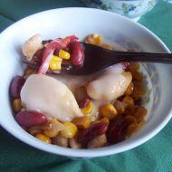 Mexický salát s kuřetem recept