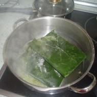 Zapečené špenátové těstoviny recept