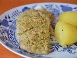 Pečená treska pod krustou recept
