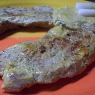 Vepřová kýta na hořčici recept