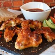 Kuřecí křídla na grilu s chilli omáčkou recept