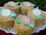 Medové dortíky recept