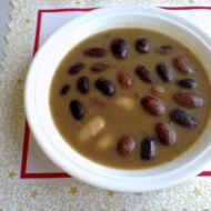 Fazolová polévka se zeleninou recept
