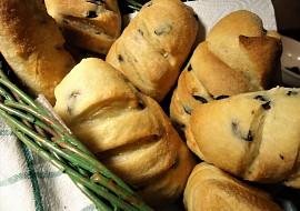 Olivové bagetky recept