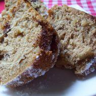 Královská bábovka s ořechy recept