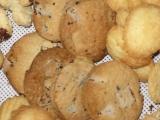 Nugátové cookies recept