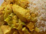 Kuřecí nudličky na kari s pórkem a řapíkatým celerem recept ...
