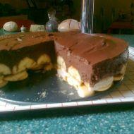 Pařížský dort recept