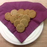 Špaldovo-pohankové sušenky recept
