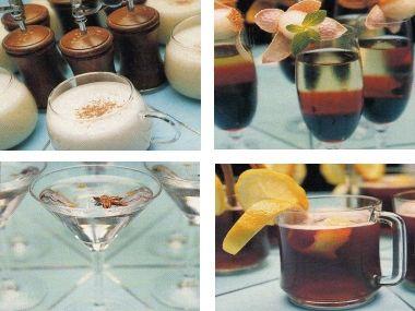 Slavnostní nápoje