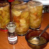 Skvělý jablečný kompot recept