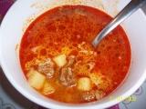 Poctivá masová gulášovka recept