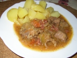Ražniči v pomalém hrnci recept