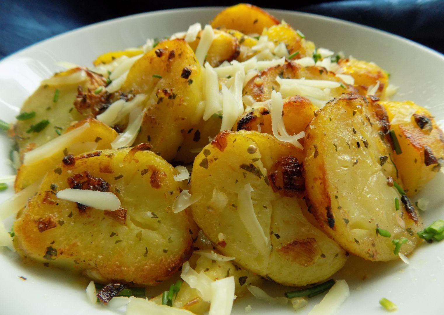 Katalánské brambory recept