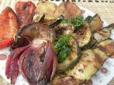 Naložená grilovaná zelenina recept