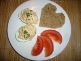 Vajíčková pomazánka / jednohubka recept