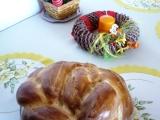 Východniarska paska  velikonoční koláč k šunce a klobáse recept ...