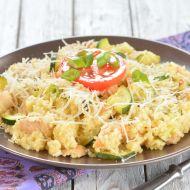 Kuskus se zeleninou a kuřetem recept