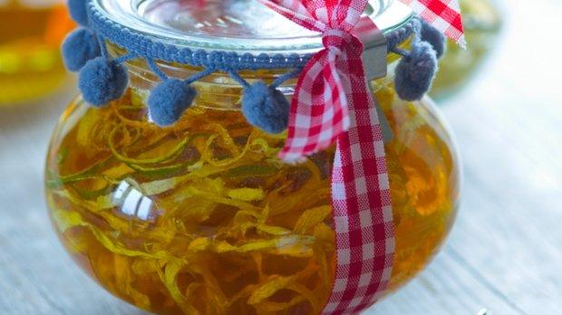 Zázvor v medu