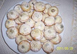 Křehké koláčky bez kynutí, i DIA recept